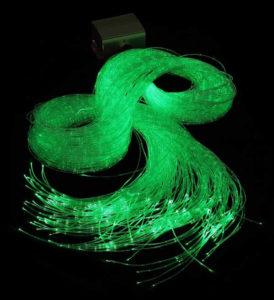 10W Twinkle LED Fiber Optic Sensory Lighting Kit for Special Needs