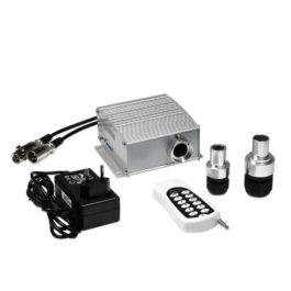 4x3W DMX RGBW LED Illuminator for Fiber Optic Ceiling Lights
