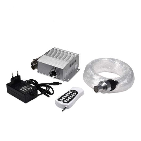 4x3W RGBW LED Fiber Optic Illuminator