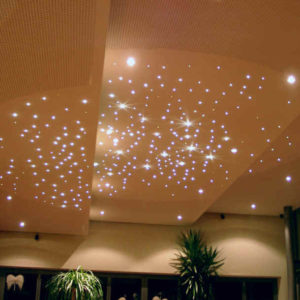 5W LED Fiber Optic Twinkle Star Ceiling Lights