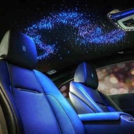 6W-RGB-Smart-LED-Galaxy-Headliner-Lights-200-Strand-Fiber-Optic-Light-Cable