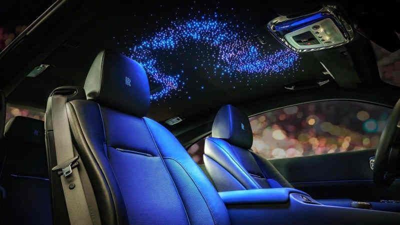 6w Rgb Smart Led Galaxy Headliner Lights Sanliled Cn