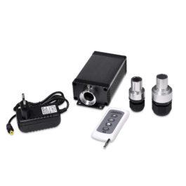 6W Small LED Fiber Optic Light Projector for Starlight Headliner