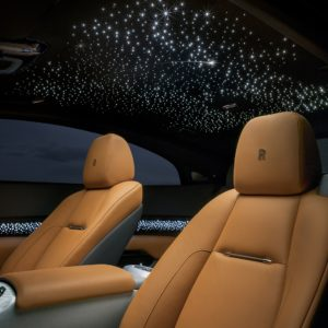 3W LED Fiber Optic Car Star Headliner Kit 100 Strand PMMA Fiber Optic Cable