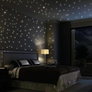 10W LED Home Theater Star Ceiling Panels Application