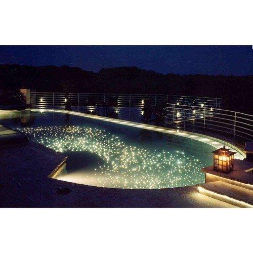80W Weatherproof LED Fiberstars Pool Lighting Kit for Sale