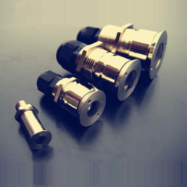 Stainless Steel Fiber Optic Deck Lighting Fittings EP-02302402506027