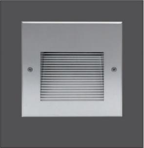 24SMD 120 Volt Recessed LED Outdoor Step Lights