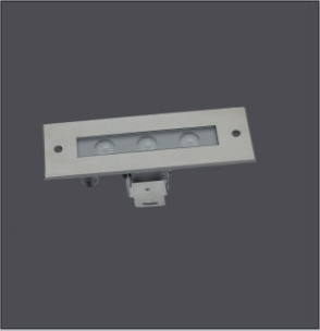 3x2W Linear Shape MINI Pond Spotlights
