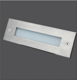 Linear 195mm Outdoor LED Deck Step Lighting Kits