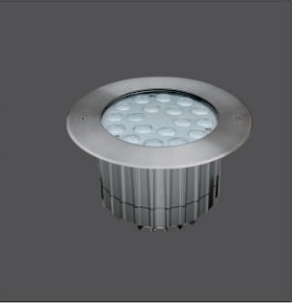 18x1.5W Outside in Ground Electric Garden Lights