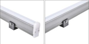 1Meter 12W Frost LED Linear Wall Wash Fixture Details