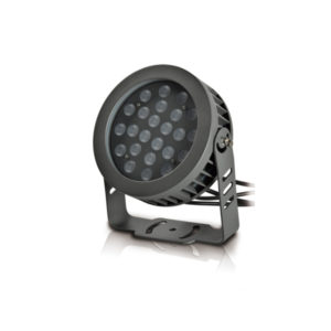 24W Best Exterior RGB Colored LED Flood Lights