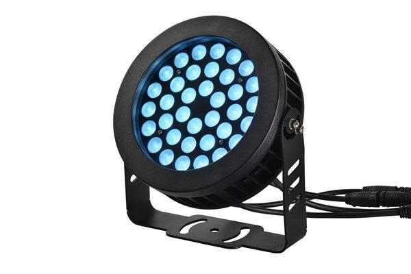 36W Waterproof 2700K/3000K Warm White Flood Light