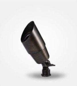 MR16 Dia2.12x5.25in Low Voltage Plug in Outdoor Spotlights
