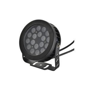 Round 18W Aluminum Outdoor LED Floodlight