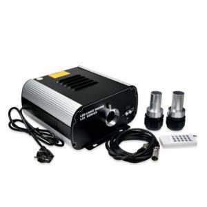 SANLI LED 40W80W DMX512 LED Fiber Optic Light Engine- front