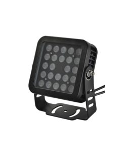 Square 24W Best Outdoor LED Flood Light Fixtures