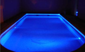 Best Side Light Optical Fiber for Pool Perimeter Lighting - SanliLED.cn